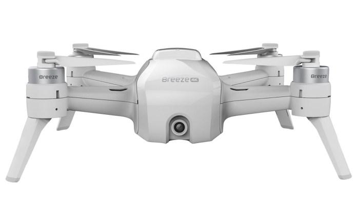 YUNEEC BREEZE 4K - best drones for beginners