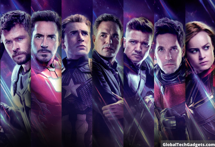 Chronological Order of Marvel Movies
