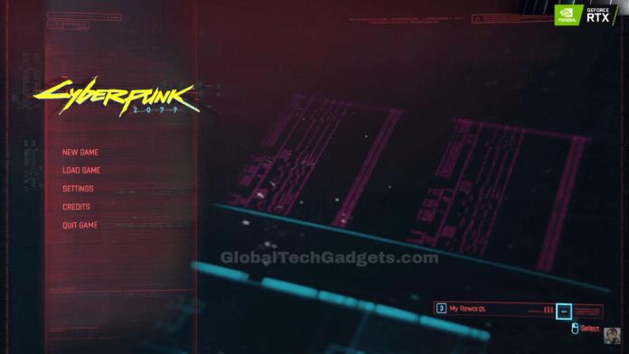 Cyberpunk 2077 Gameplay RTX ON