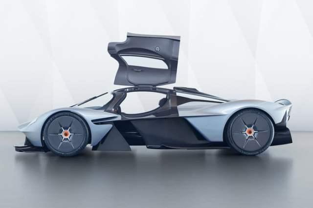 Aston Martin Valkyrie Doors