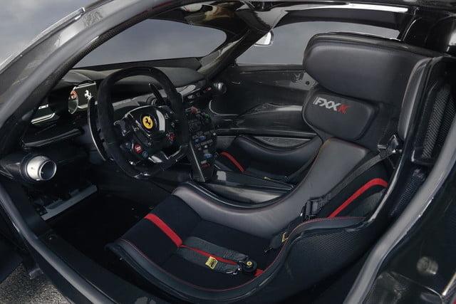 Ferrari LaFerrari FXX Interiors