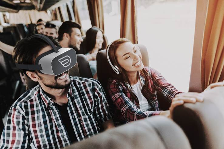 FlixBus is testing VR feature on routes to Las Vegas