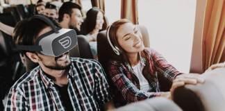 FlixBus is testing VR feature on routes to Las Vegas