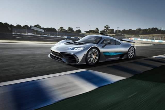 AMG One Race