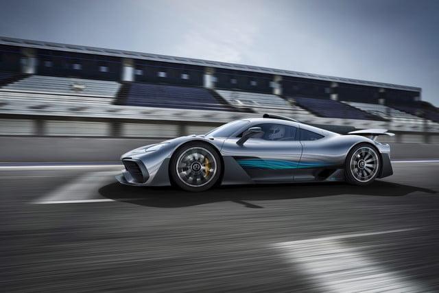 AMG One Track Racing
