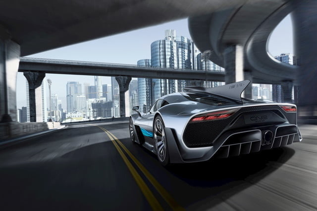 AMG One Concept