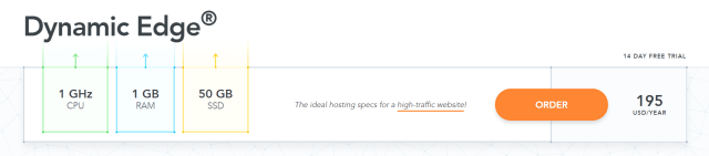 Pricing Dhosting