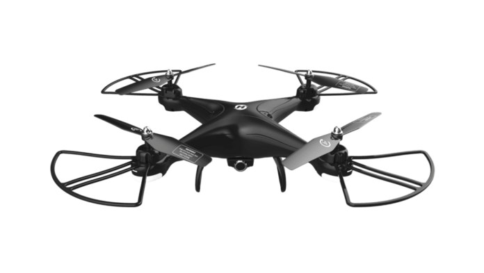 HOLY STONE HS110D- best drones for beginners