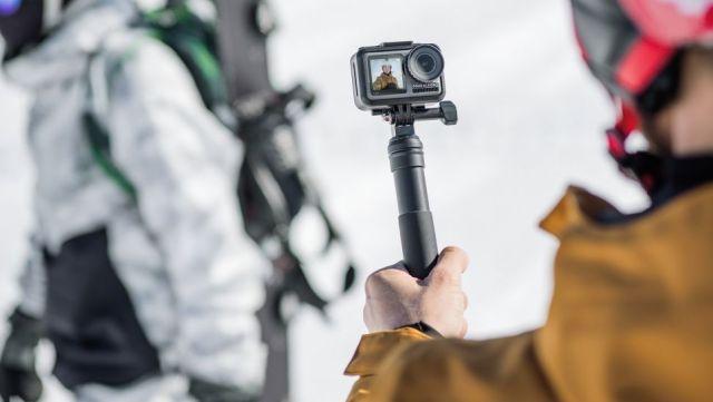 DJI Osmo Action 4K waterproof camera