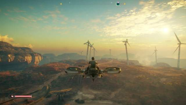 Rage 2 Open World Wasteland