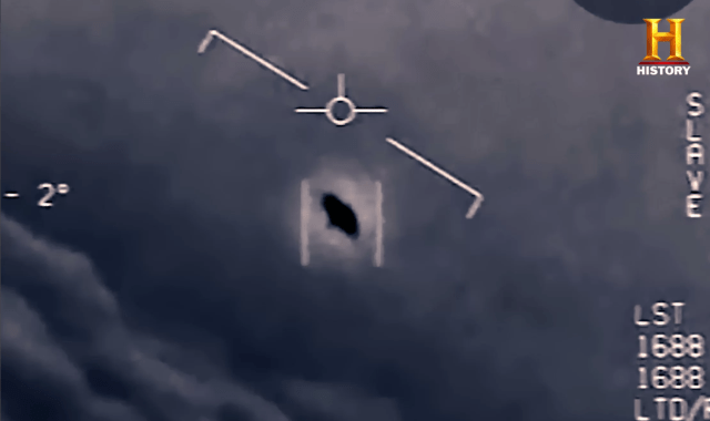 In 2014 and 2015, pilots with the US Navy reported multiple UFO sightings. Credit History 2019