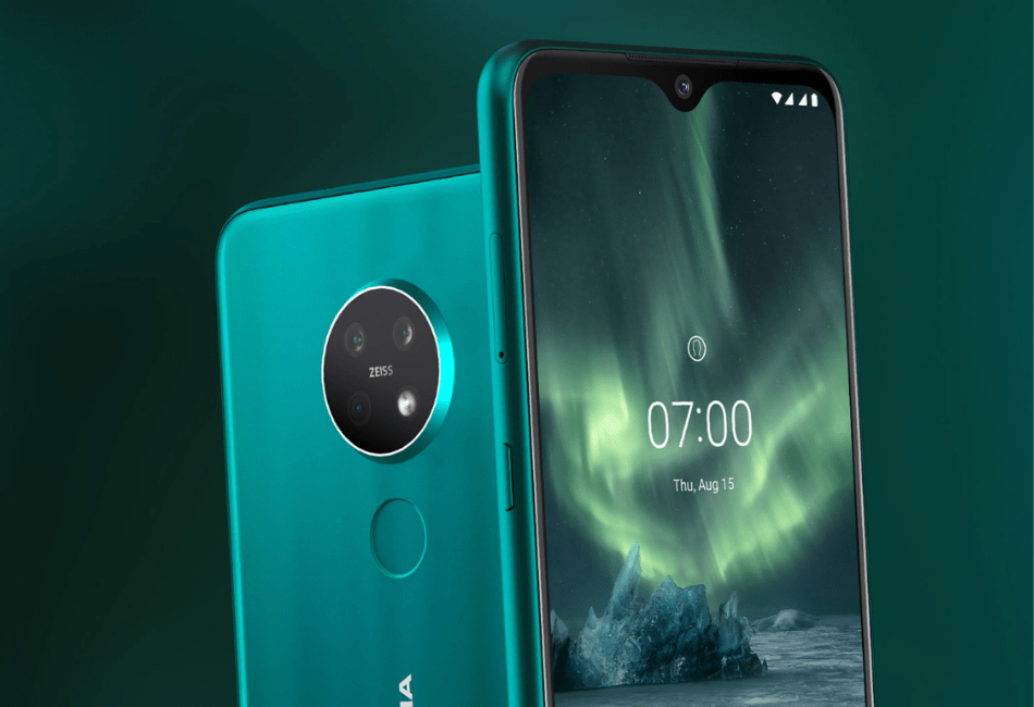 Nokia 6.2 & 7.2 Launched Specifications, Price, Features, Release Date