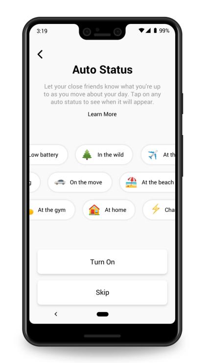 Auto Status - Instagram Threads App