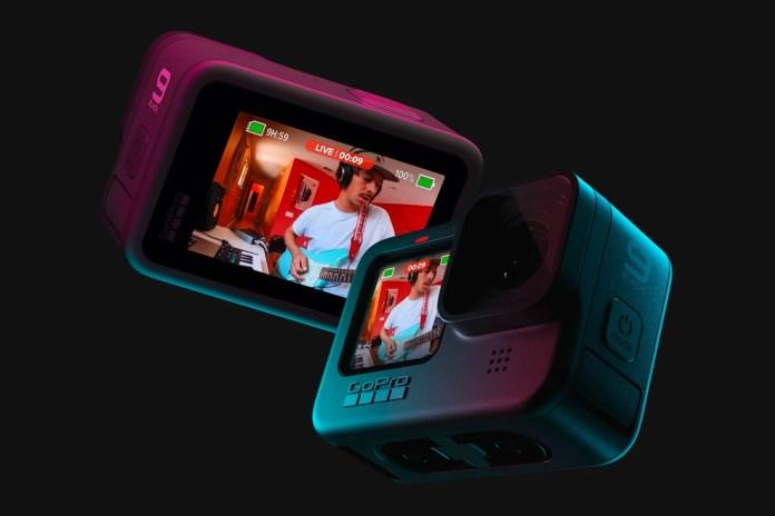 GoPro Hero 9 Dual Color Display