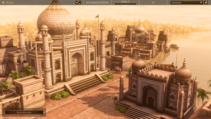 Age of Empires 3 Definitive Edition Indians Home City