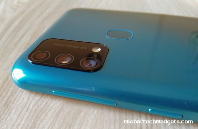 Samsung F41 Camera Review