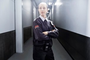 """It's a very important job, and I am very proud to be trusted with that responsibility."" - Linnéa Svallfors, Security Officer"