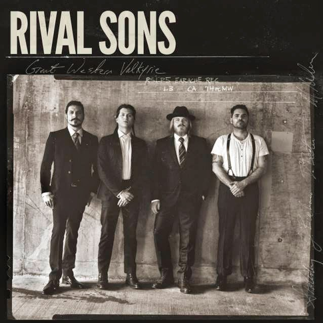 Rival Sons live
