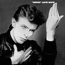 David Bowie Heroes covers