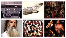 rick Rubin produced albums