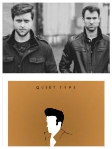 quiet type music