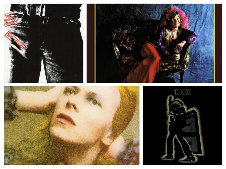 music of 1971