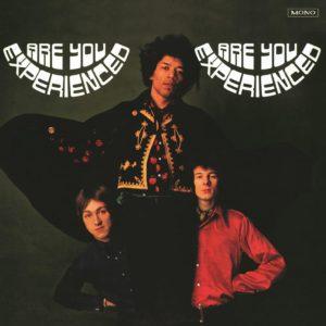 Jimi Hendrix re you experienced