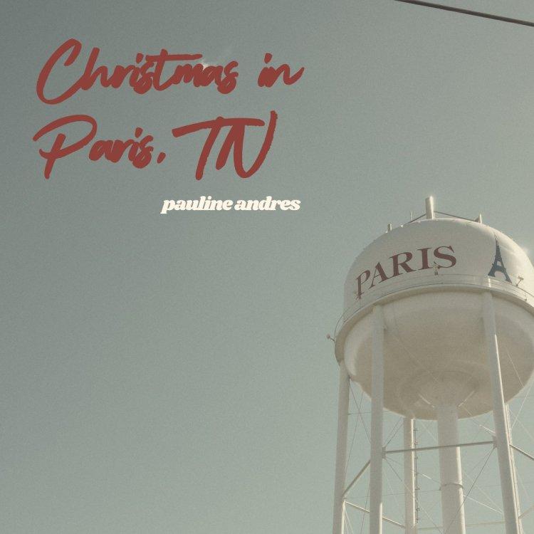 Pauline Andrès christmas