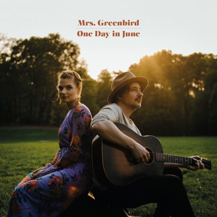 Mrs. Greenbird one day in june