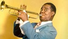 Louis 'Satchmo' Armstrong