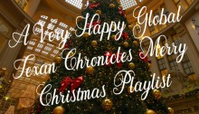 A Very Happy Global Texan Chronicles Merry Christmas Playlist