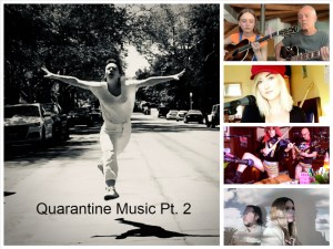quarantine music 2020