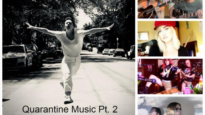 quarantine music 2020
