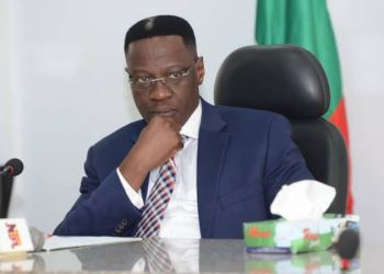 AMCON takes over ex-Kwara governor, Abdulfatah Ahmed's property over N5bn debt