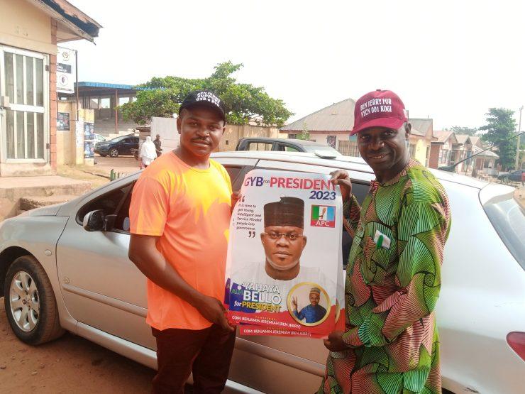Jeremiah Endorses Bello For Presidency