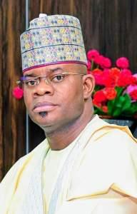 Kogi State Governor, Alhaji Yahaya Adoza Bello