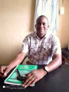 A psychiatrist with the Federal Medical Centre (FMC) Lokoja, Doctor Egbeola Collins