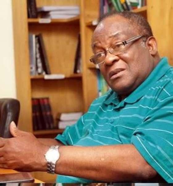 Chief Ladi Williams, a senior Advocate of Nigeria (SAN),