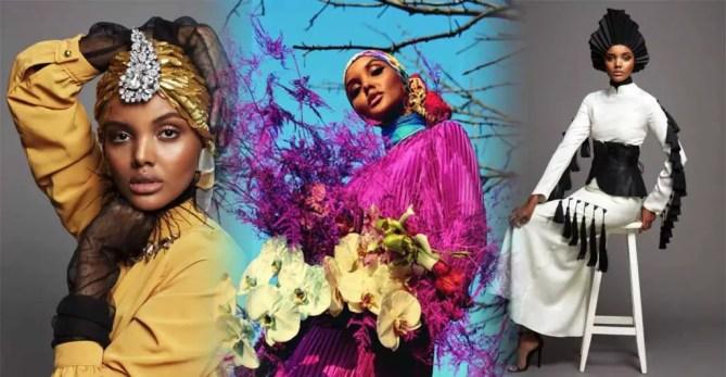 अमेरिकी मॉडल हलीमा अदन