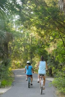 Huntington Beach Bike Trail South Carolina