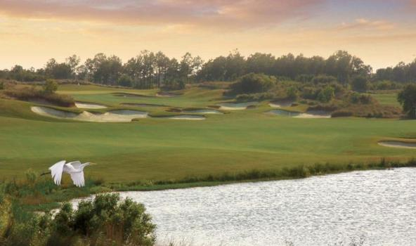 Fazio Course at Barefoot Resort & Golf