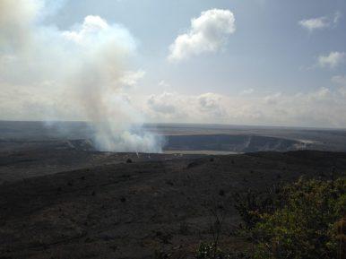 """The Caldera Hawaii Volcanoes National Park - Mother Earth letting off steam (Big Island)."" - Alan F."