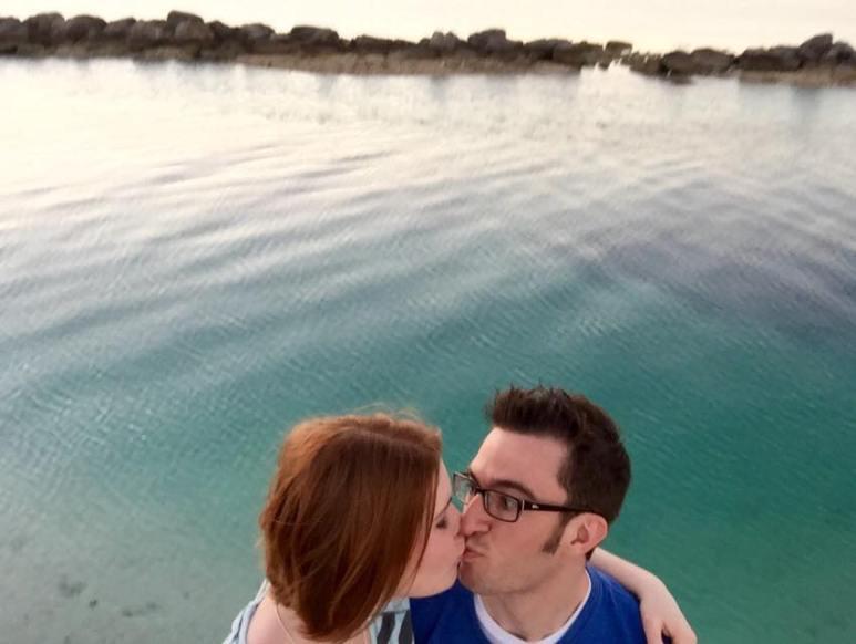 """Our 13th wedding anniversary at Grand Bahama island - Sea Breeze Vacation Villas. "" - Ericah C."