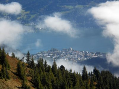 """Taken above Zell am See, Austria."" - Member Mike E."