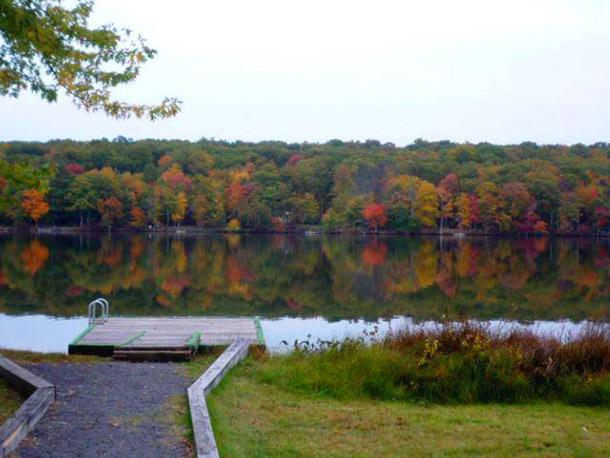 Fall Vacation - Milford, PA