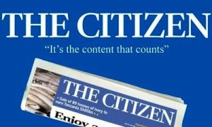 THE CITIZEN facebook cover