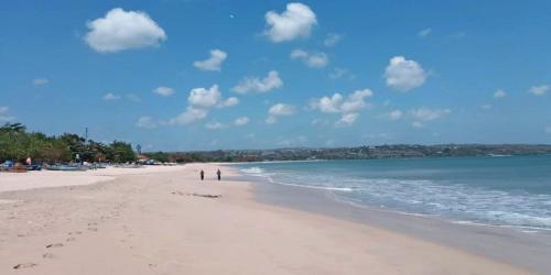Jimbaran Beach in Bali