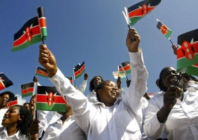 A mingled yarn of good and bad: #KenyaAt50 in pictures