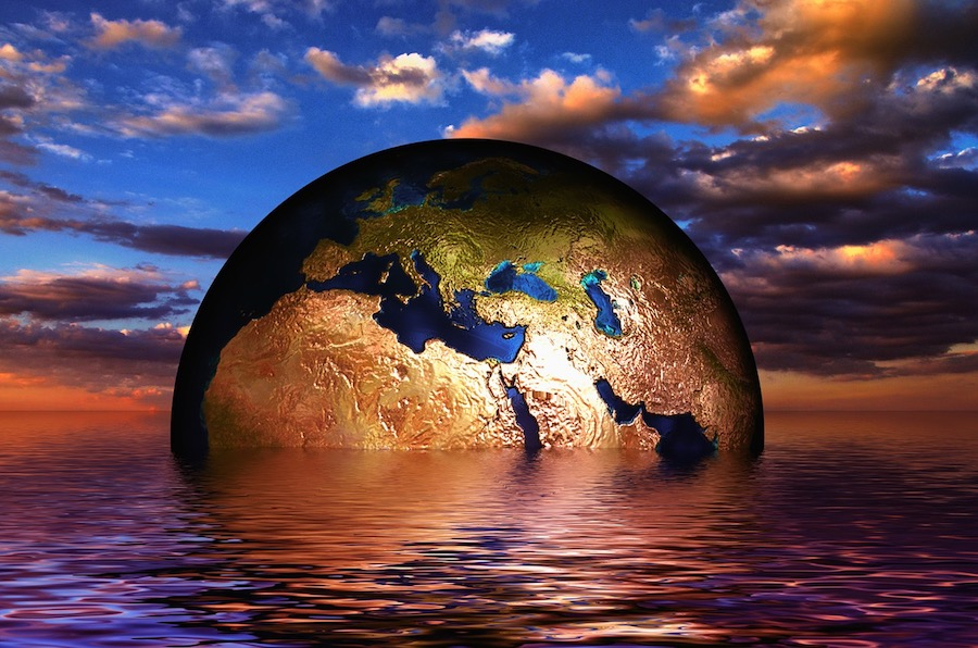 Telling a better story for humanity : Global Warming is Real Mission