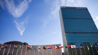 Climate Week Summit at the United Nations